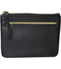 dopp women's pik-me-up large id coin and card case