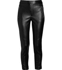 bailey 44 women's frances faux leather pants - black - size xs