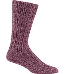 wigwam balsam fir socks |blackberry| f532693h-bbr