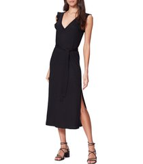 women's paige ravyn sleeveless midi dress