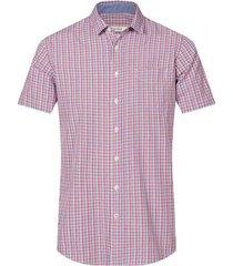 camisa cuadros manga corta para hombre 96968