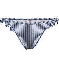 cheeky bikini bikinitrosa blå tommy hilfiger
