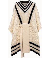 golden goose deluxe brand maglia oversized in lana