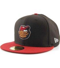 new era modesto nuts milb 59fifty cap