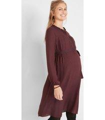 zwangerschapsjurk / voedingsjurk