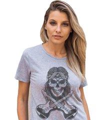 camiseta basica my t-shirt band rock mescla