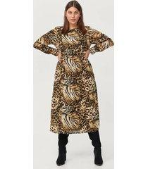 klänning mpovla l/s long dress