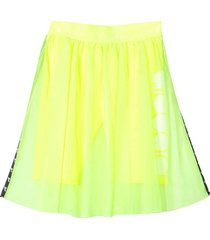 diadora neon yellow trousers