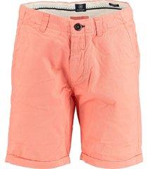 dstrezzed shorts dense twill 515086/439 bermuda oranje