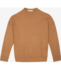 sweatshirt brown l