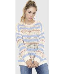 sweater morgan crudo racaventura