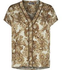 ariana poppy blouse 139800