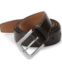 dress leather belt