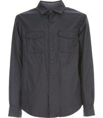 nylon reversible shirt