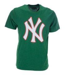 '47 brand men's new york yankees heritage club t-shirt