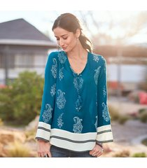 topanga road tunic
