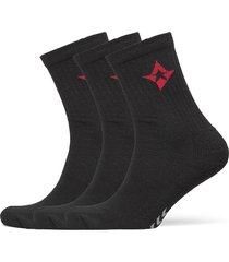 astralis 3-pack basic socks underwear socks regular socks svart hummel