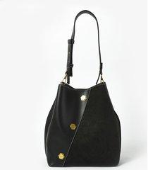 bolso negra amphora emiliana