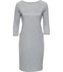 abito in jersey (grigio) - bodyflirt