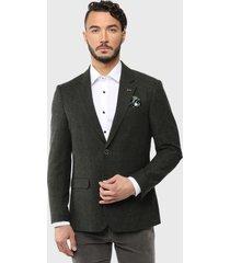 blazer tweed verde arrow