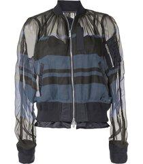 double layer jacket