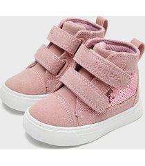 zapatilla niña florencia rosa bamers