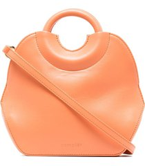 complét neomi micro tote bag - orange