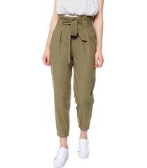 pantalón verde active