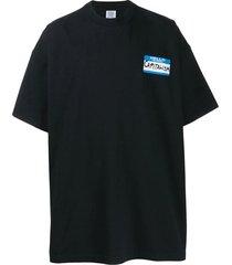 capitalism logo t-shirt