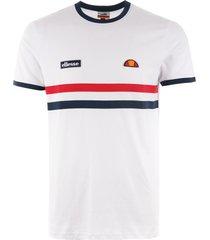 ellesse heritage banlo t-shirt - white sha07027