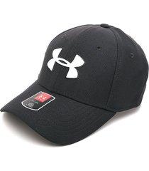 gorra negra under armour blitzing 3,0 cap