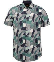 overhemd poplin all over