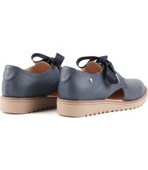 zapatos casuales para mujer cosmos azul-2