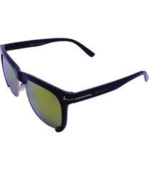 óculos de sol khatto chic chic model marrom - kanui