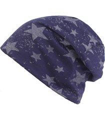 berretto in cotone traspirante per uomo berretto in cotone con cappuccio a cinque punte