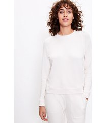 loft petite lou & grey signaturesoft plush upstate sweatshirt