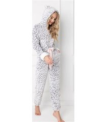 kombinezon wild look onesie grey