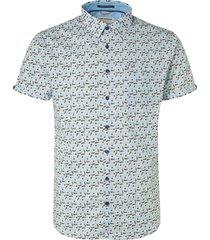 no excess overhemd 036 aqua