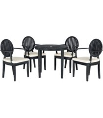 chino 5pc outdoor dining set