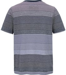 tröja babista marinblå::vit