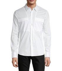 side-tie shirt