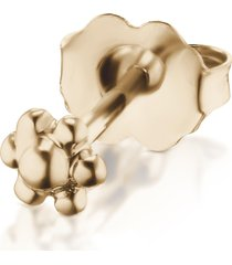 maria tash ball flower stud earring in yellow gold at nordstrom