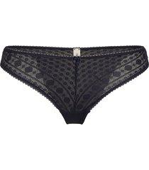 bottoms trosa brief tanga svart esprit bodywear women