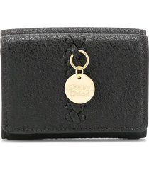 see by chloé structured purse - black