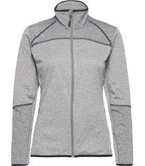 baker valley™ full zip fleece outerwear sport jackets grå columbia