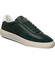 plakka sneaker låga sneakers grön scotch & soda shoes