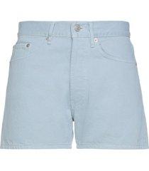 dries van noten denim shorts