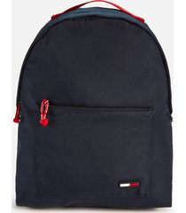 tommy jeans women's campus girl backpack - twilight navy