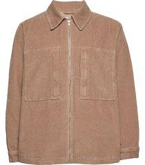 gale jacket dun jack beige wood wood