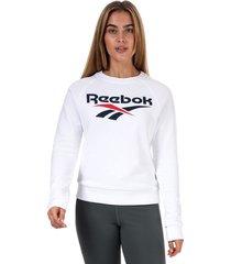 womens classics vector crew sweatshirt